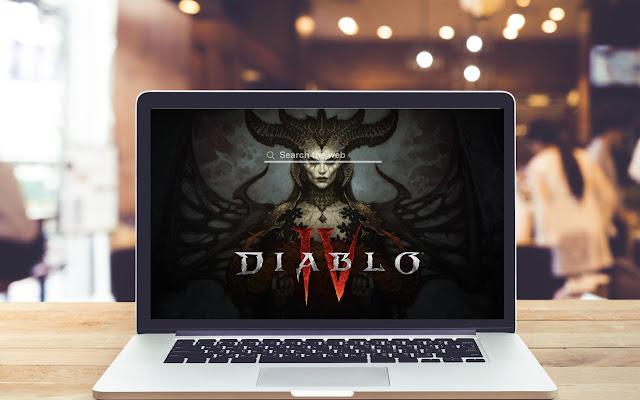 Diablo 4 HD Wallpapers Game Theme