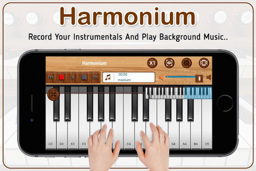 Harmonium app (apk) free download for Android/PC/Windows