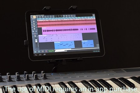 Audio Evolution Mobile Studio screenshot 12