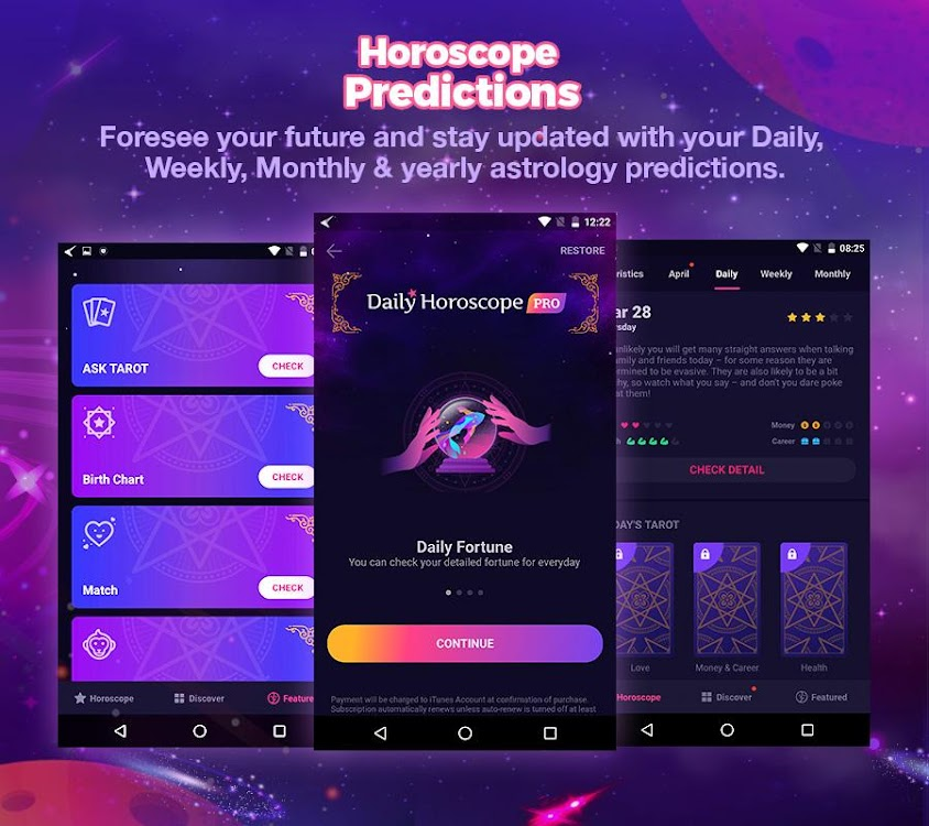Daily Horoscope - Astrology & Zodiac Sign – (Android Apps) — AppAgg