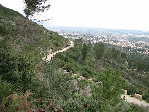 Photo: JPL. El Montgó