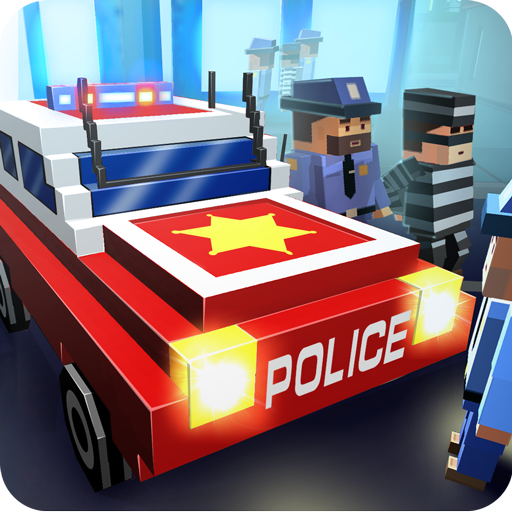 Blocky City: Ultimate Police 模擬 LOGO-玩APPs