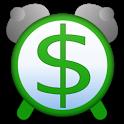 Time Is Money: Alarm Clock icon