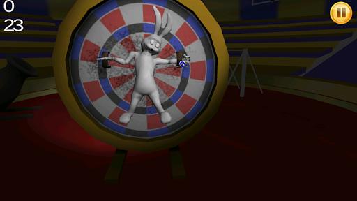 Rabbit Taunt Darts 3D