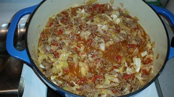 Unstuffed Cabbage Recipe