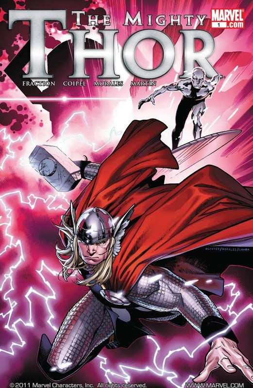 The Mighty Thor Volume 2 (2011) - complete