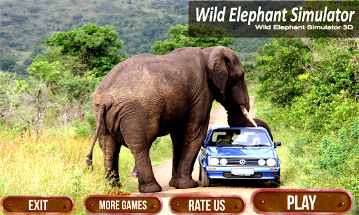 Wild Elephant Simulator