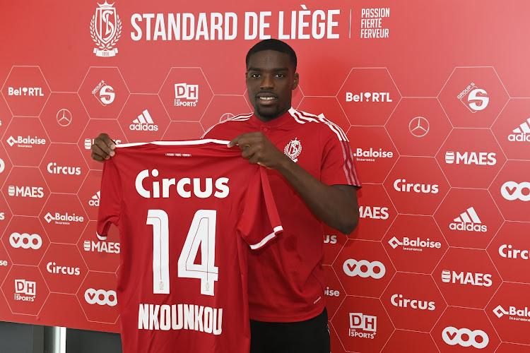 """Niels Nkounkou weet waar Standard moet staan: """"Seizoen geslaagd als we Europees spelen"""""""