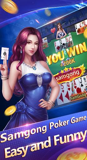Samgong samyong sakong- online poker games 1.7.5 {cheat|hack|gameplay|apk mod|resources generator} 1