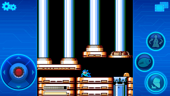 MEGA MAN 4 MOBILE- screenshot thumbnail