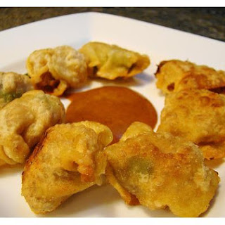 Vegetable Wontons