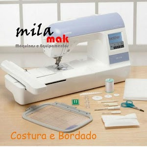 Costura e Bordado Milamak