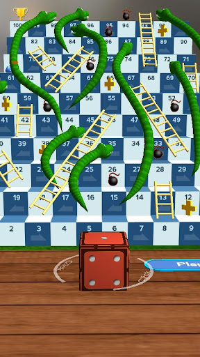 Snakes and Ladders, Slime - 3D Battle 1.42 screenshots 2