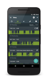 Sleep as Android screenshot 06