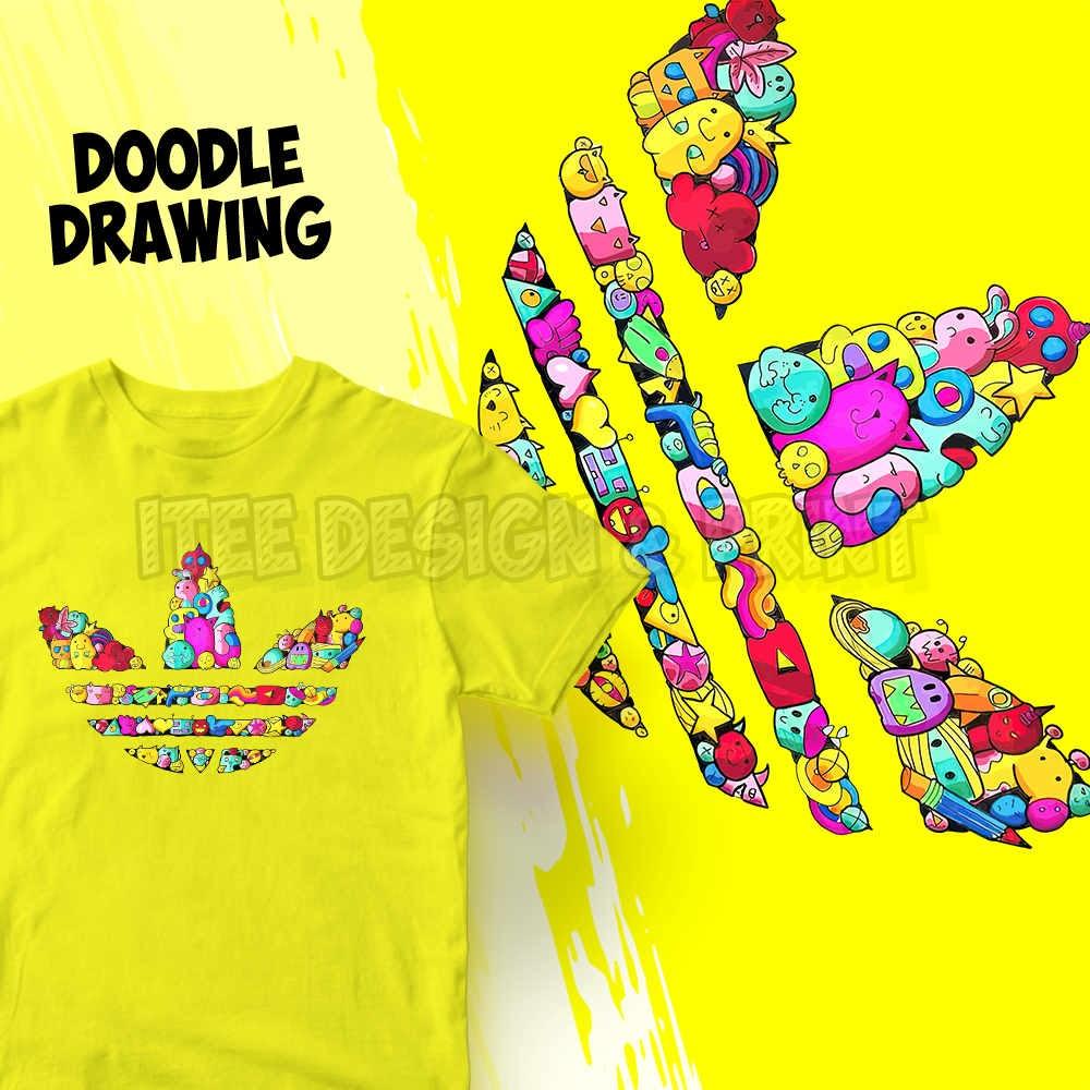 Doodle Drawing Art 16