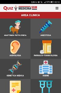 Quiz Medicina SSM: Scuole di Specializzazione 2017 - náhled