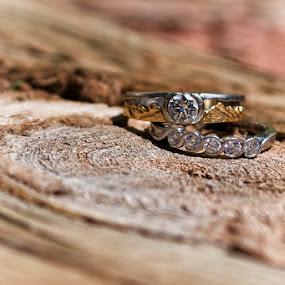 by Heather Diamond - Wedding Details ( object, artistic, jewelry )