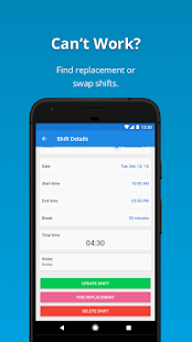 Deputy: #1 Shift Planning App- screenshot thumbnail