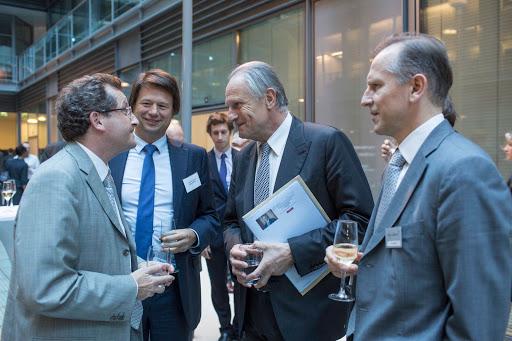 Club Les Echos Débats avec Jean-Paul Chifflet, Directeur Général du Crédit Agricole