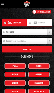 Pizza Hut India- screenshot thumbnail