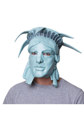 Mask, frihetsgudinna