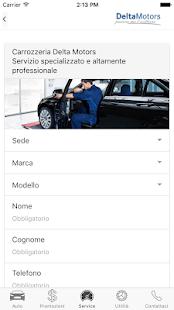 Delta Motors - náhled