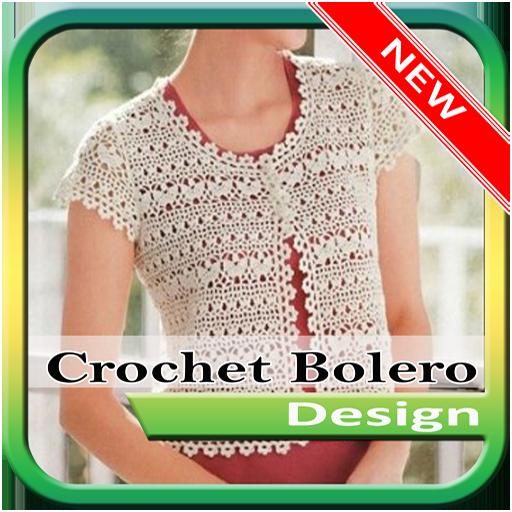 Crochet Bolero Design (app)