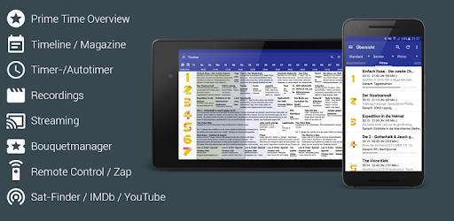 dream EPG - Apps on Google Play