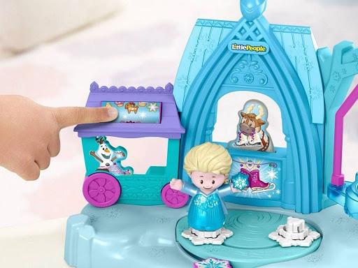 Little People Disney Frozen Ice Skating Playset Just $10.98 on Amazon (Regularly $20)
