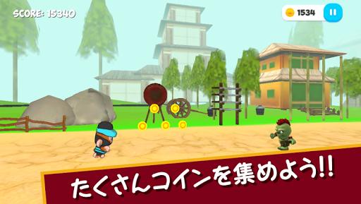 忍者フレンズ 3D - アクションゲーム