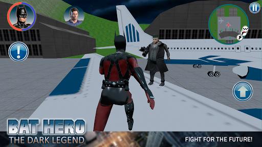 Bat Hero: The Dark Legend Games (apk) free download for Android/PC/Windows screenshot