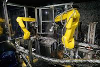 愛.羅吧機器人牛肉麵館