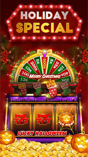 Slots: DoubleHit Slot Machines Casino & Free Games screenshot 5