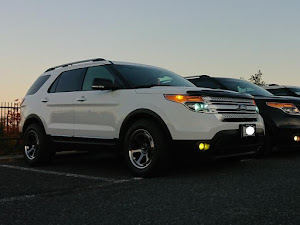 エクスプローラー 1FMHK8 2013y model XLT4WDのカスタム事例画像 ken_bow ヶんさんの2019年11月27日14:05の投稿