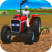 Big Tractor Farming Simulator 3D