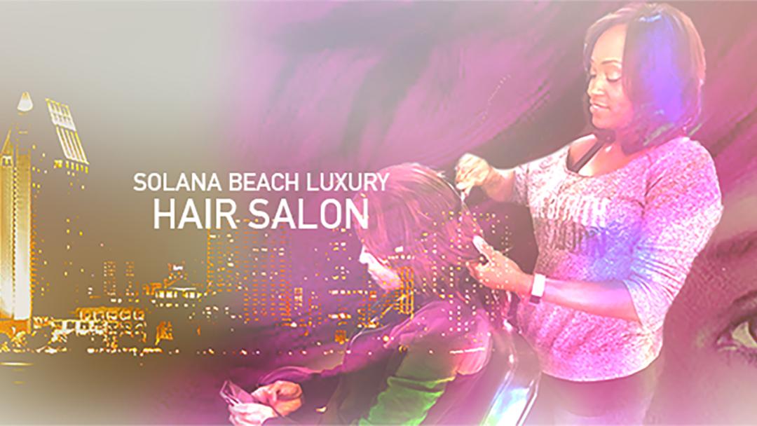 Uptown New York Style Hair Salon image