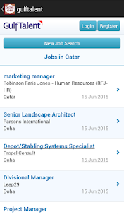 Jobs in Qatar - Doha Jobs- screenshot thumbnail