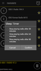 Radio Korea screenshot 3