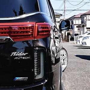 エルグランド PE52 V6 Rider のカスタム事例画像 ホリカク (埼玉・上尾)さんの2019年06月28日22:33の投稿