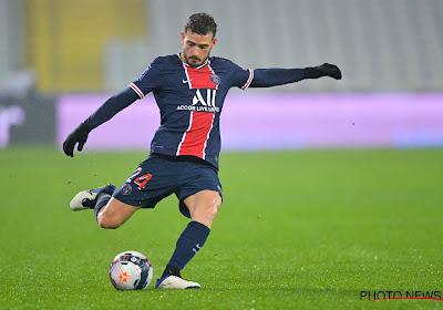 Le PSG voudrait conserver Alessandro Florenzi