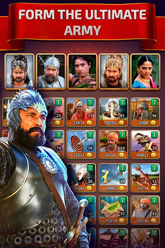 Baahubali: The Game (Official) 1.0.105 screenshots 10