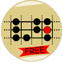 Intuitive Guitar - Major Scale Modes Free icon