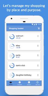Shopping Memo - Checklist - náhled