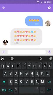 TouchPal Keyboard - Cute Emoji screenshot 07