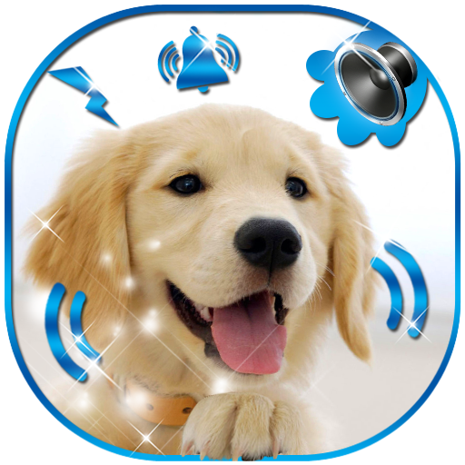 toque para celular cachorro latindo