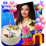 Birthday greeting cards maker photo frames cakes apps on google play birthday greeting cards maker photo frames cakes m4hsunfo