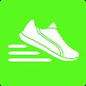 contador de pasos y calorÌas icon