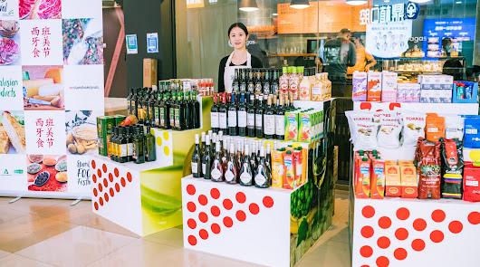Extenda potencia la comercialización de los alimentos andaluces en China
