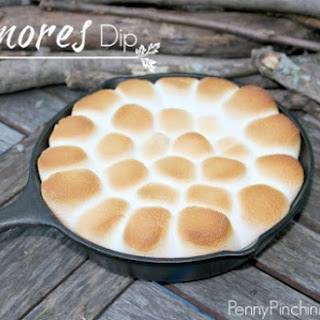 S'Mores Stay At Home Dip