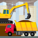 Kids Construction Game: Educational games for kids icon